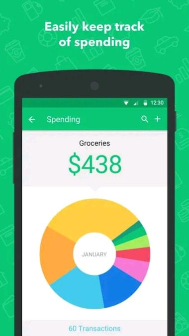 Mint: Budget, Bills, & Finance Tracker