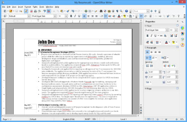 Download Apache OpenOffice for Windows - Free - 4 1 6