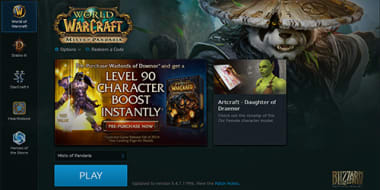Blizzard Battle.net
