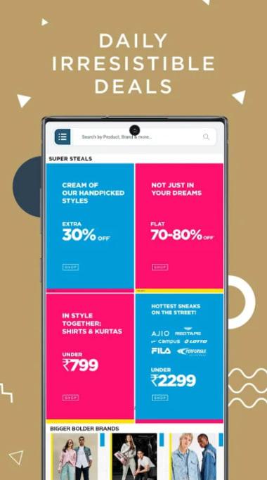 Ajio Online Shopping