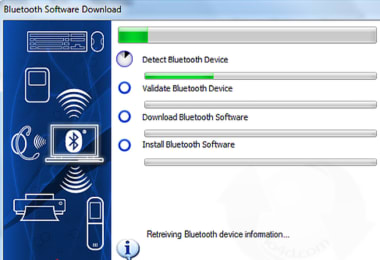 Bluetooth free download pc software.