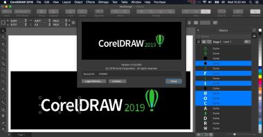 CorelDRAW Graphics Suite 2019