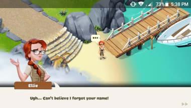Lost Island Blast Adventure