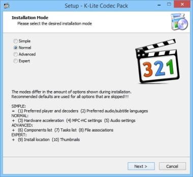 Download K Lite Codec Pack For Windows Free 16 0 2