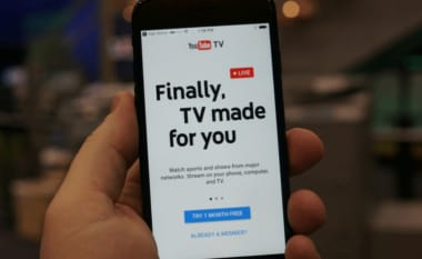 YouTube TV Watch Record Live TV