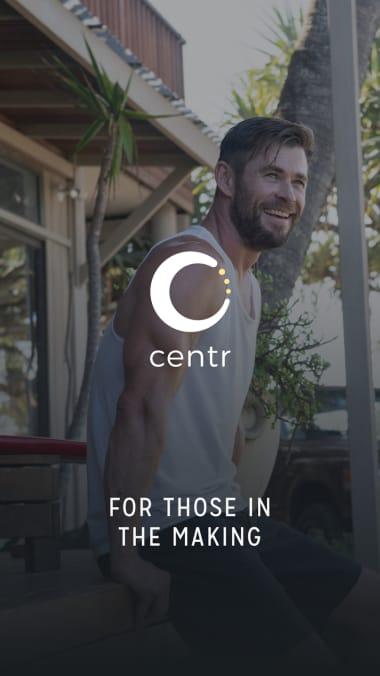 Centr, by Chris Hemsworth