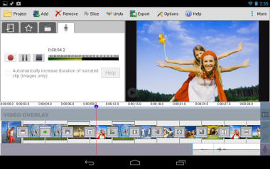 VideoPad  - Video Editing Software Plus