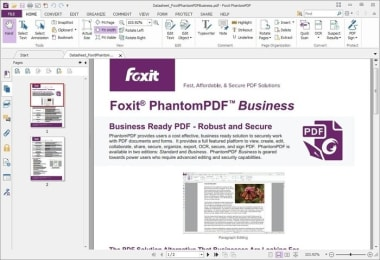 foxit pdf editor for mac free download