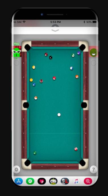 Game Pigeon Pool