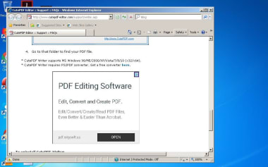 cutepdf writer free download full version