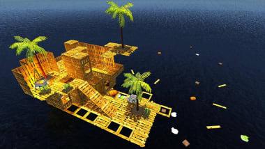 Raft Survival 2
