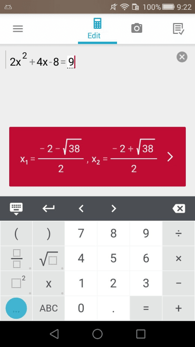 Download PhotoMath for Android - Free - 5.0.5 on free math solver, free math help, free national geographic,