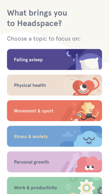 Headspace: Meditation & Sleep