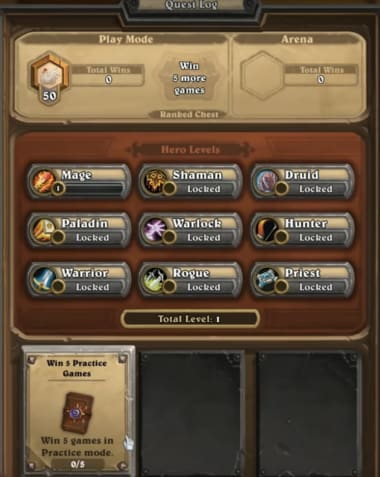 Download Hearthstone for Windows - Free - 1 11 6 2438