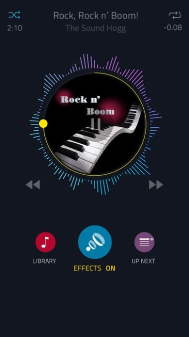 Boom: Music Player with 3D Surround Sound and EQ