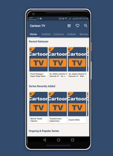 Watch cartoon online tv