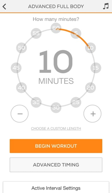 Sworkit Fitness Workouts Exercise Plans App