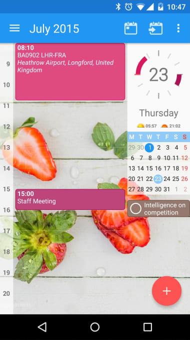 CloudCal Calendar Agenda Planner Organizer To Do