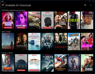 free download netflix for windows 8