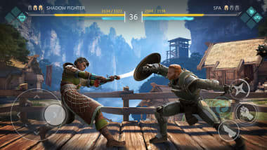 Shadow Fight Arena  PvP Fighting game