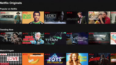 Download Netflix for Mac - 1 0
