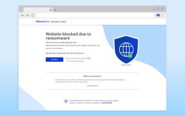 Malwarebytes Browser Extension for Firefox