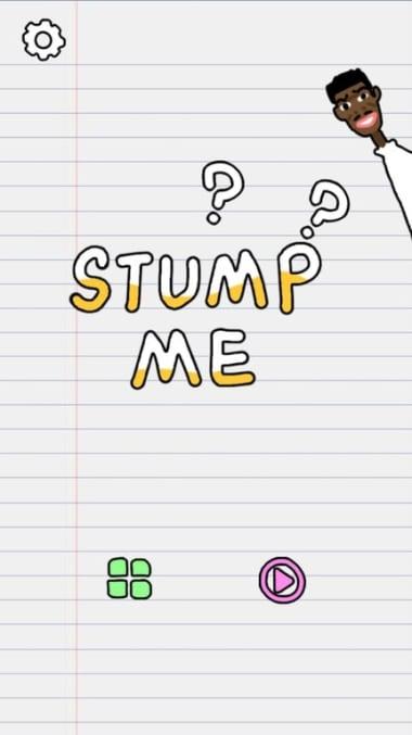 Stump Me