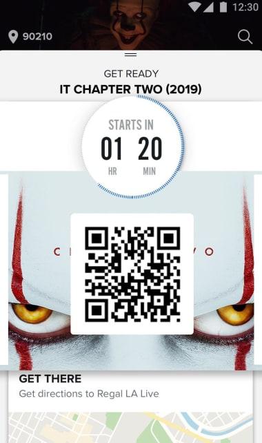 Fandango Movie Tickets & Times